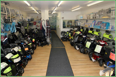 Scarborough Mobility Shop