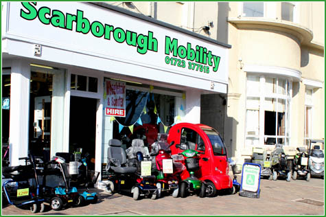 Scarborough Mobility Shop 2